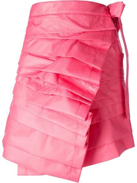 COMME DES GARÇONS origami flounce skirt Lyndley Trends Sally Lyndley Fashion Stylist