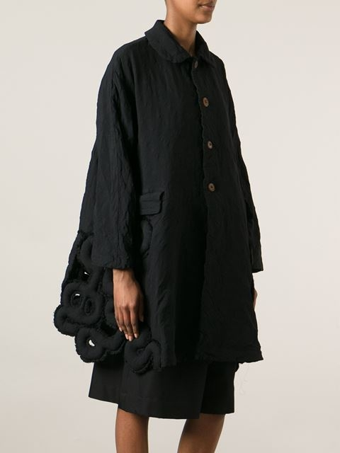 COMME DES GARÇONS Ladies Coat Lyndley Trends Sally Lyndley Fashion Stylist