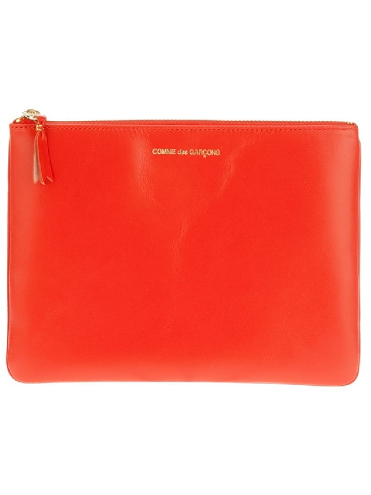Comme Des Garçons Wallet Large Porte-Document En Cuir Lyndley Trends Sally Lyndley Fashion Stylist