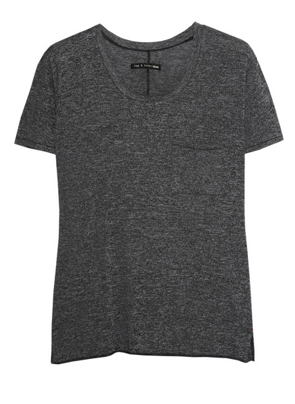 RAG & BONE The Pocket Tee jersey T-shirt Shop With Sally Sally Lyndley Fashion Stylist