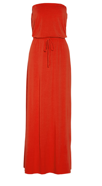 SPLENDID Stretch-jersey maxi dress Shop With Sally Sally Lyndley Fashion Stylist