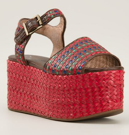 JEFFREY CAMPBELL 'Cancun' sandals Shop With Sally Sally Lyndley Fashion Stylist