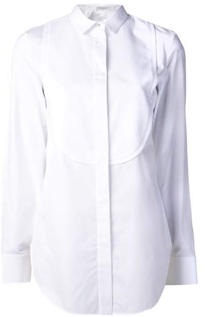 VIKTOR & ROLF tux bib shirt Shop With Sally Sally Lyndley Fashion Stylist