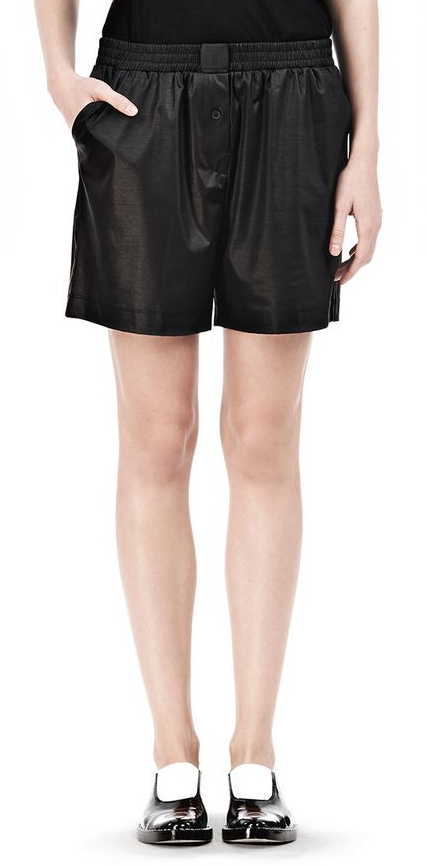 Alexander Wang CHINTZ COTTON JERSEY BOXER SHORTS Shop With Sally Sally Lyndley Fashion Stylist