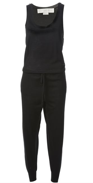 STELLA MCCARTNEY drawstring jumpsuit Shop With Sally Sally Lyndley Fashion Stylist