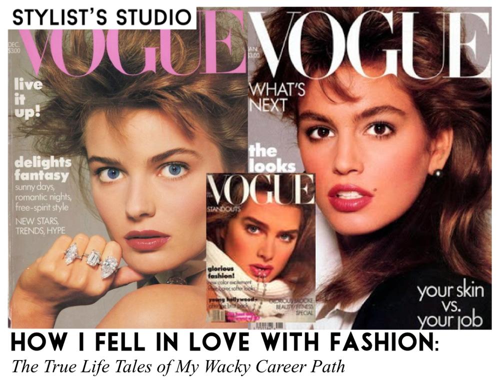 How I Fell In Love With Fashion Sally Lyndley Fashion Stylist