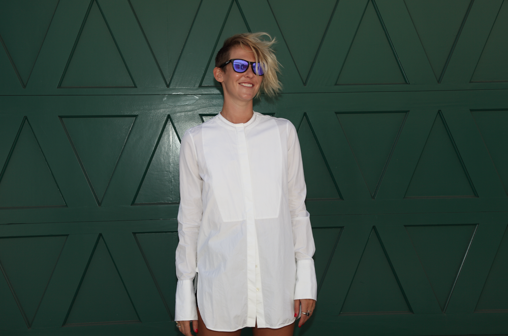 Shop With Sally Lyndley Fashion Stylist Celine Button Down