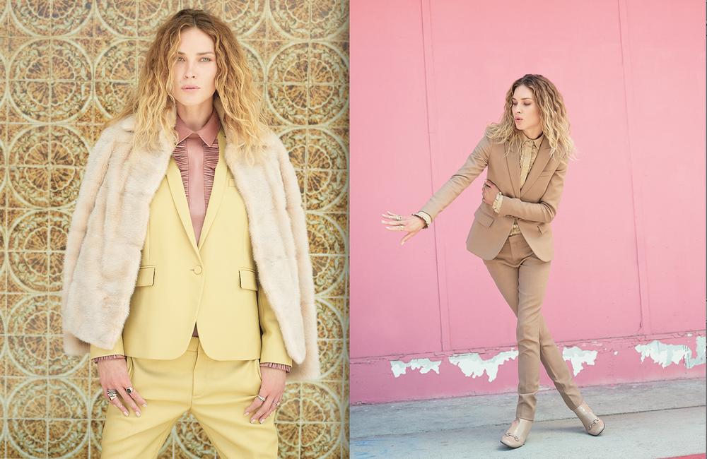 Erin Wasson Vogue Japan October 2014 Gucci