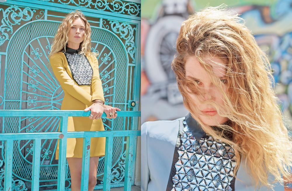 Erin Wasson Vogue Japan Oct 2014 Gucci