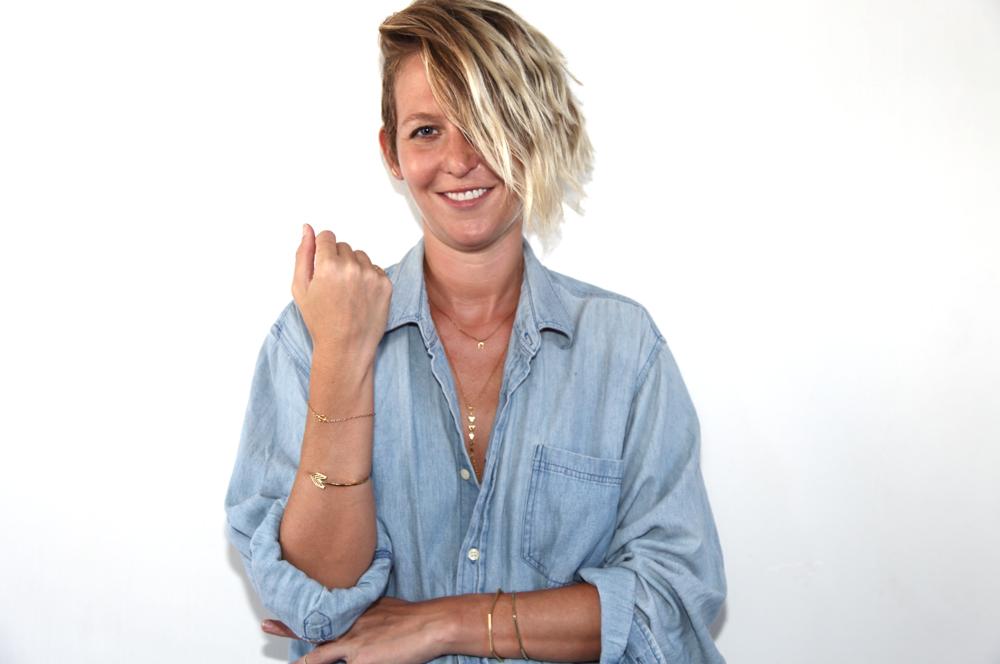 Sally Lyndley Gorjana Jewelry