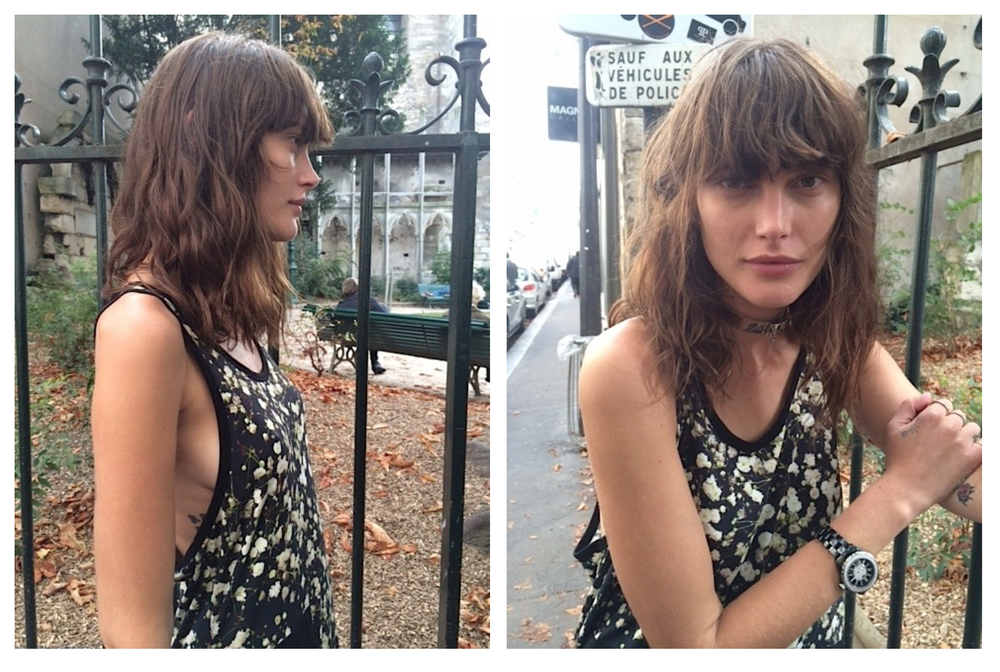 Catherine McNeil The Society Haircut