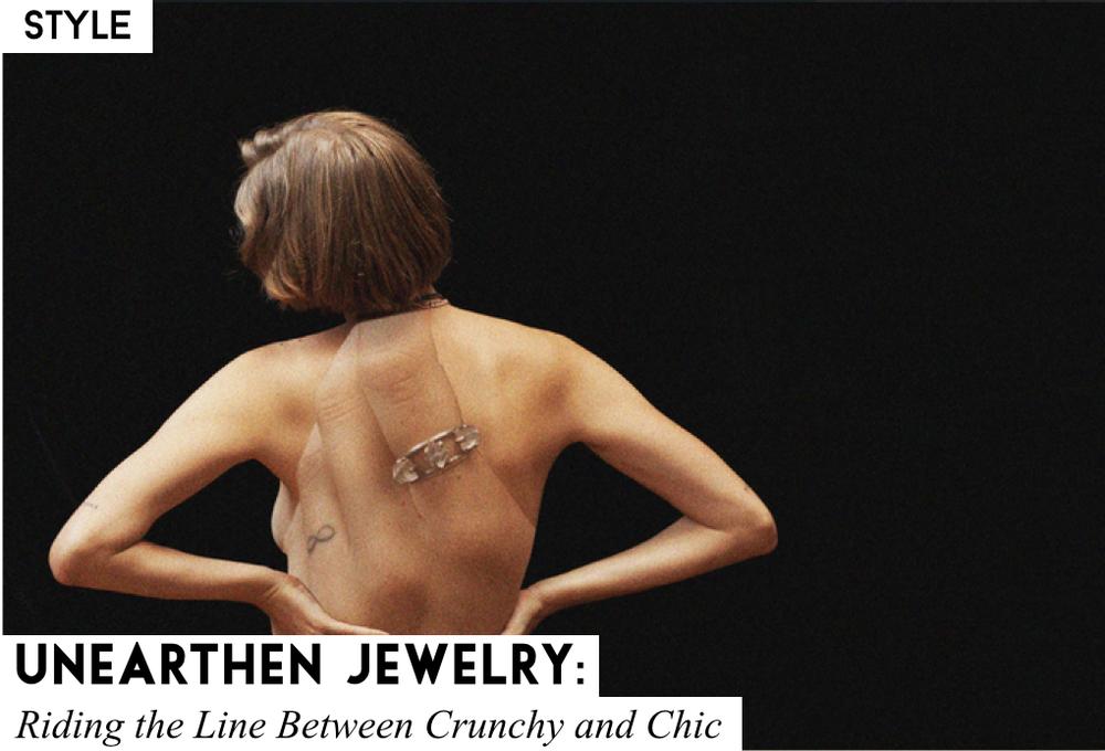 Unearthen Jewelry Stylist Sally Lyndley
