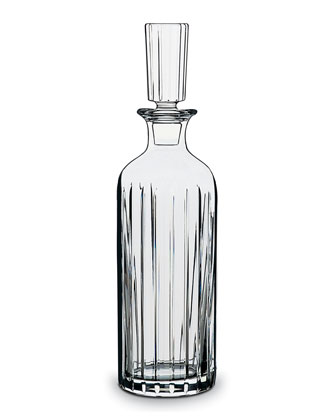 Baccarat Whiskey Decanter $750