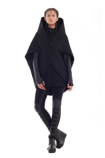 Chrysalis Coat