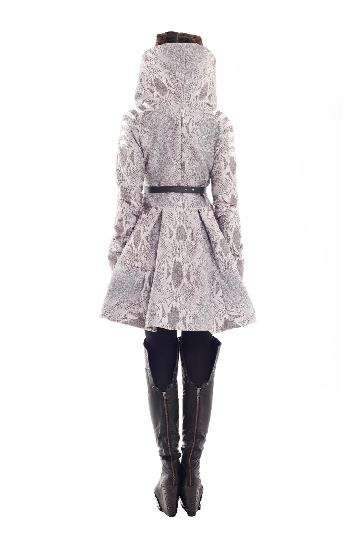 Moon Dress Coat
