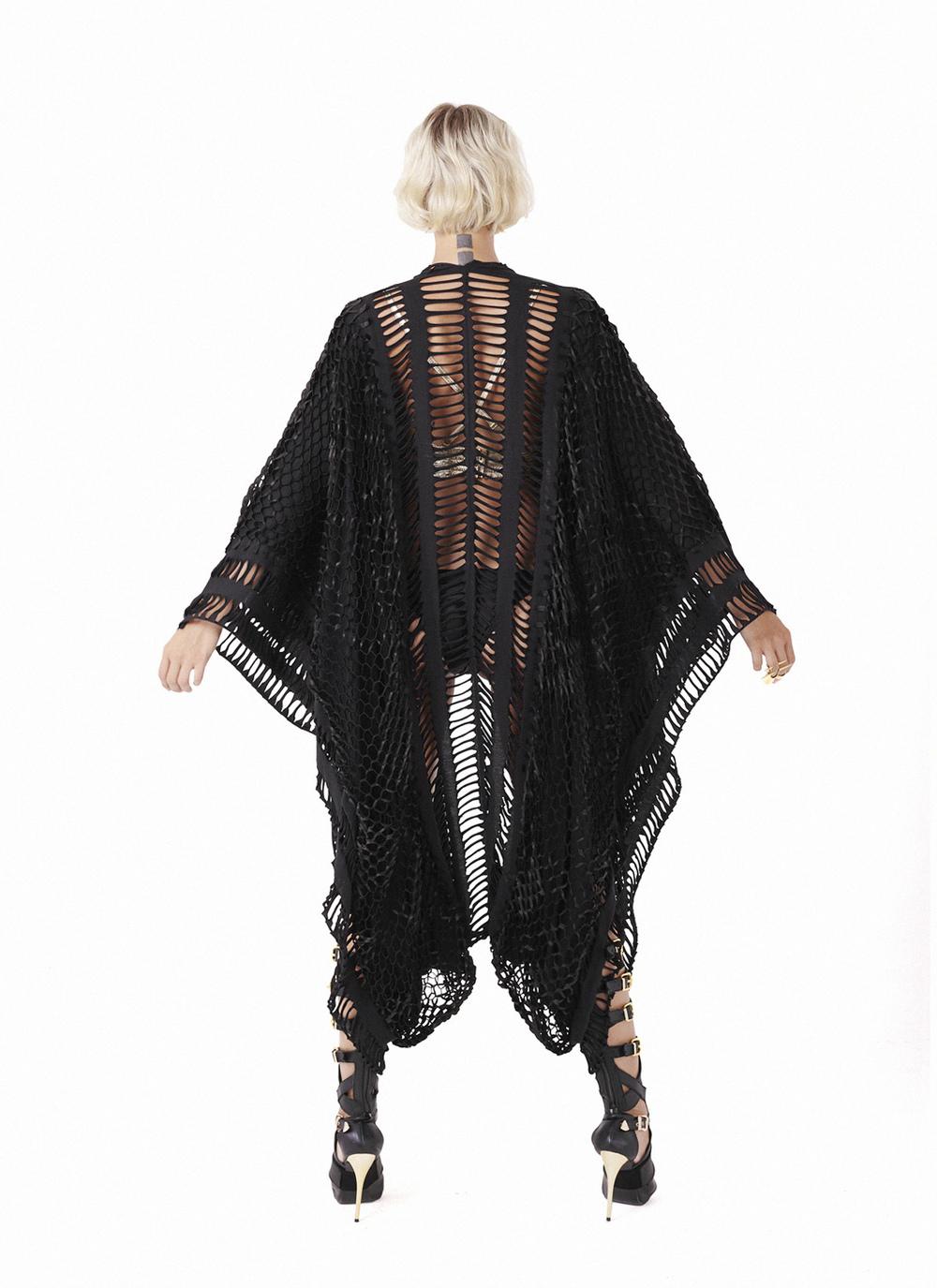 Circle shawl