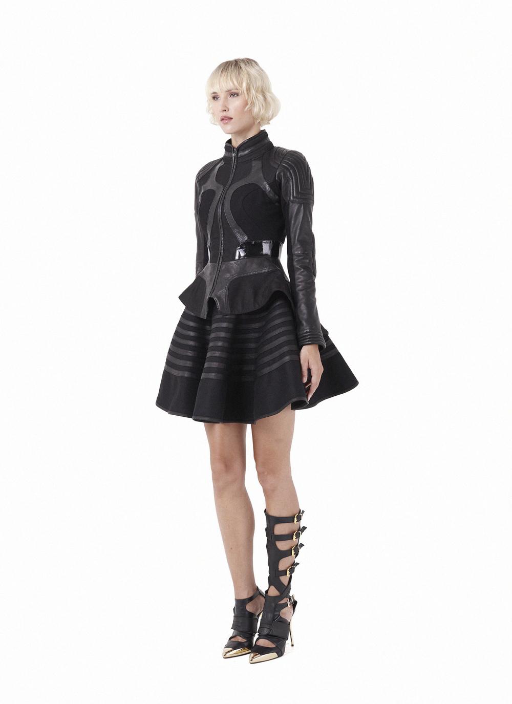 Brechia jacket & Felsite skirt