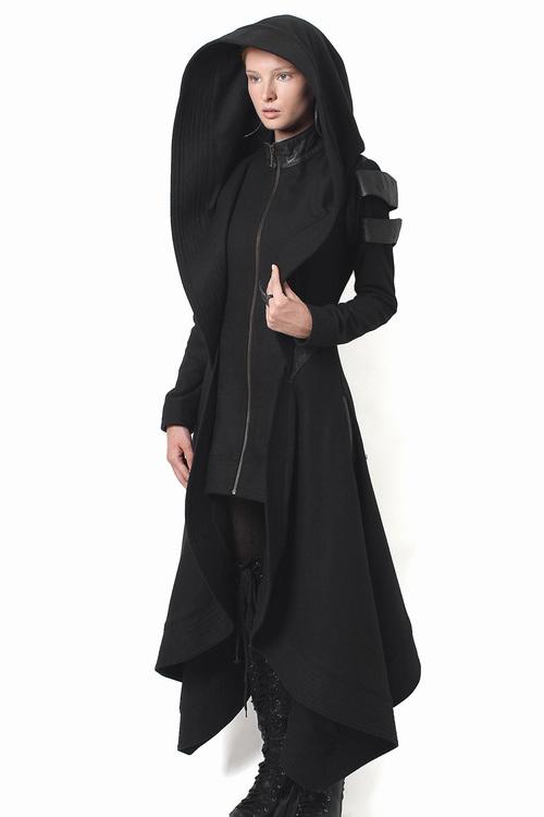 avant long coat gelareh