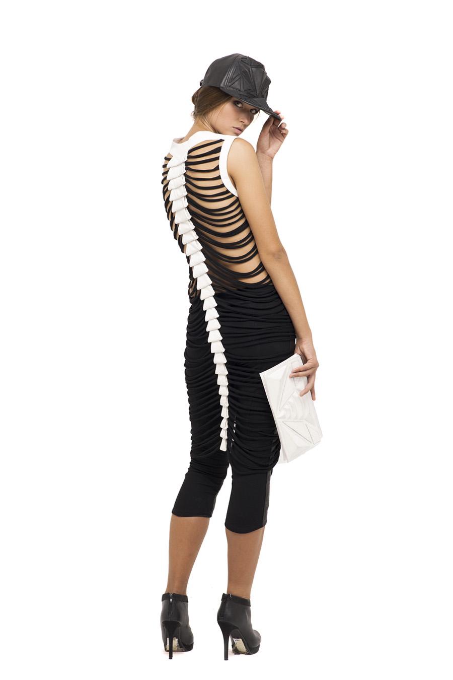 aliza long dress,short platted leggings back.jpg