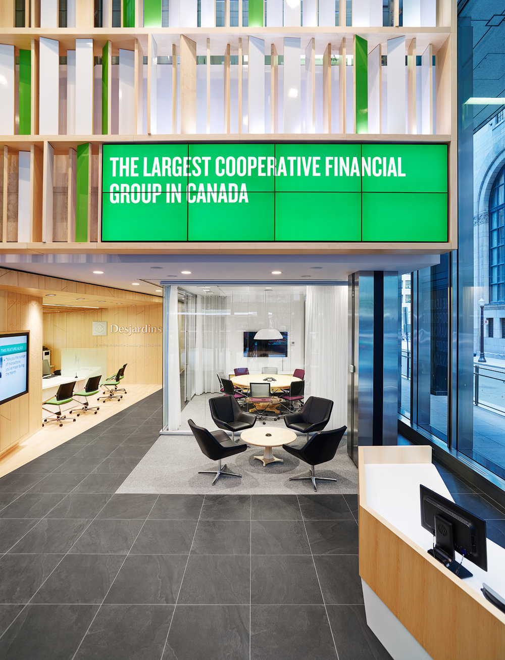 Desjardins Financial Centre Toronto