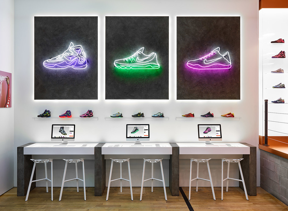 Nike iD Pop-Up