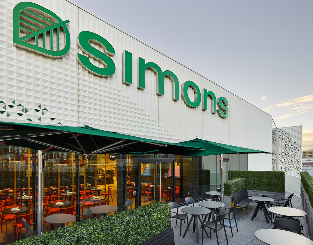 Simons Square One