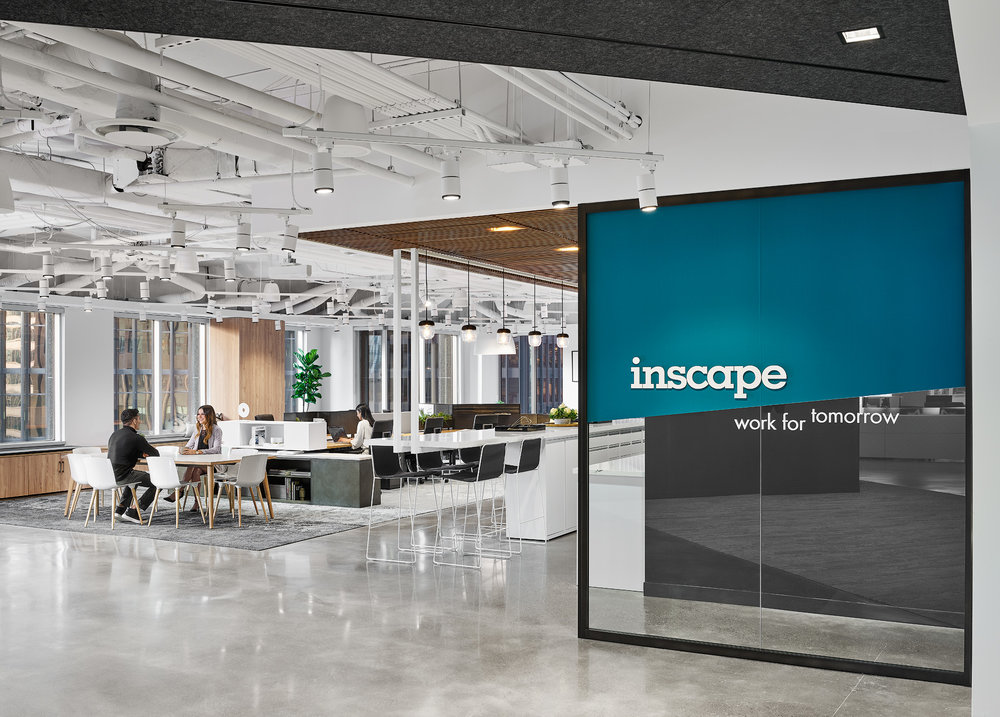 Inscape Toronto Showroom