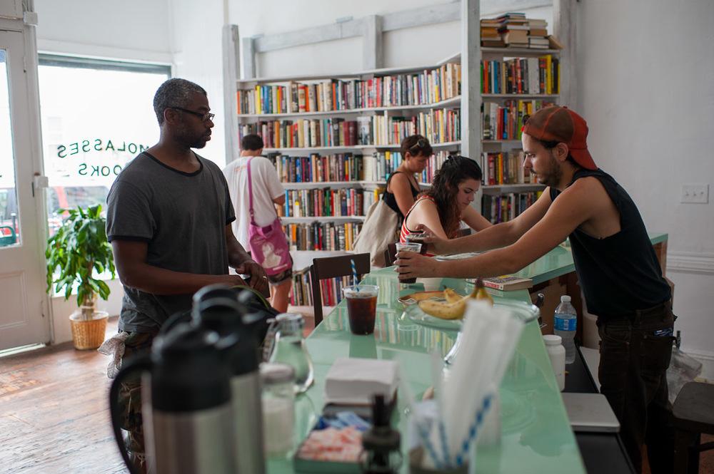Molasses Books, Brooklyn - New York