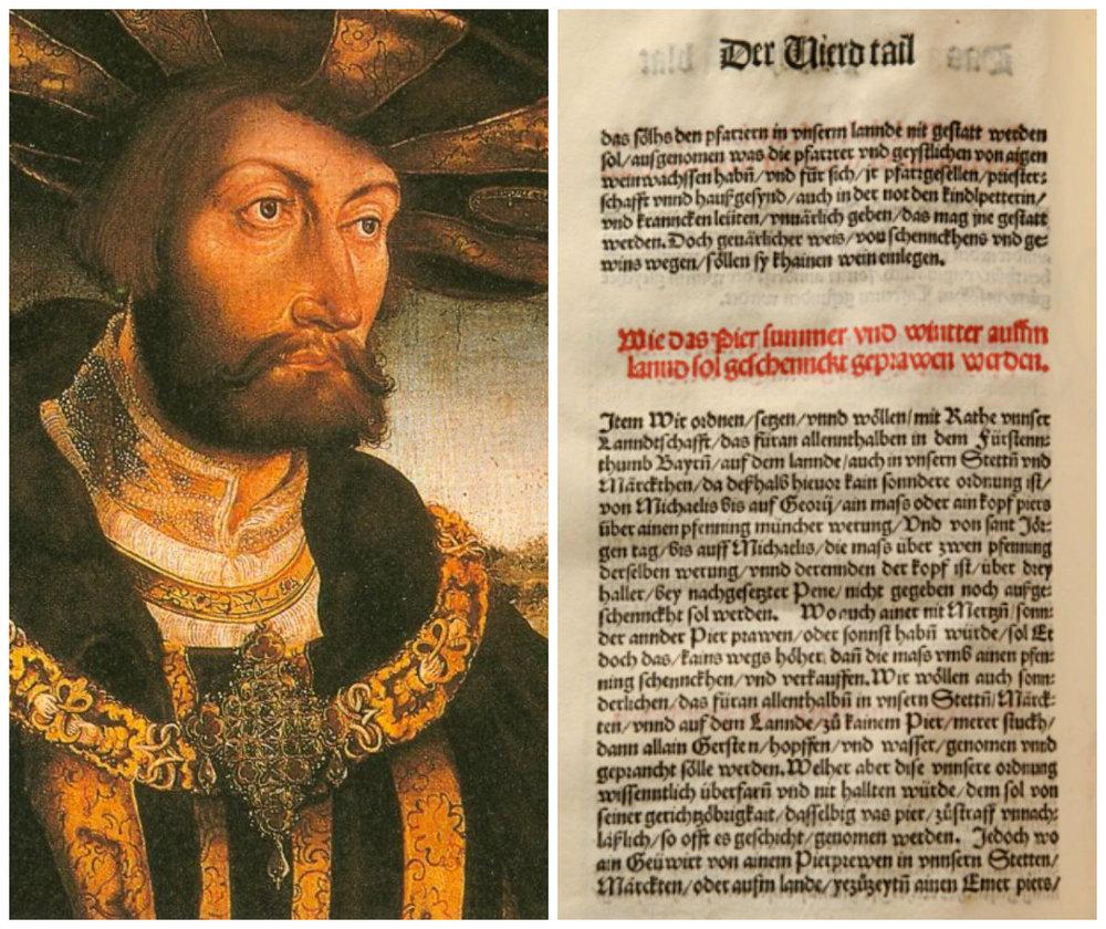 Duque Wilhelm IV