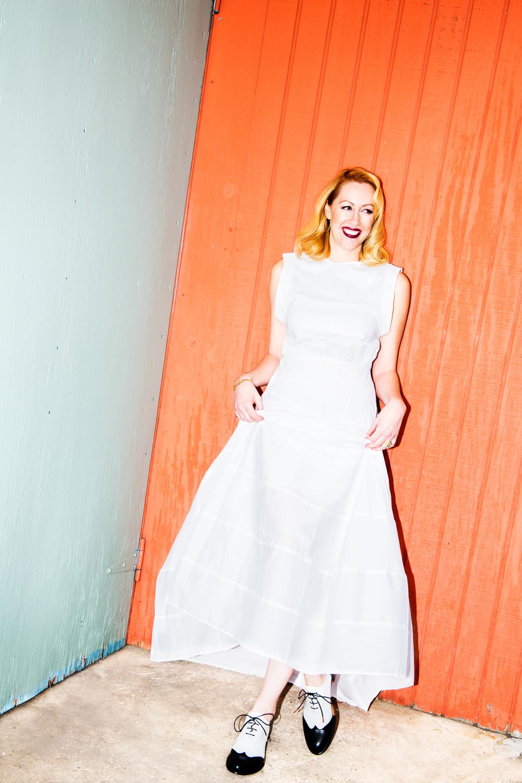 Angela Scott x LA Magazine