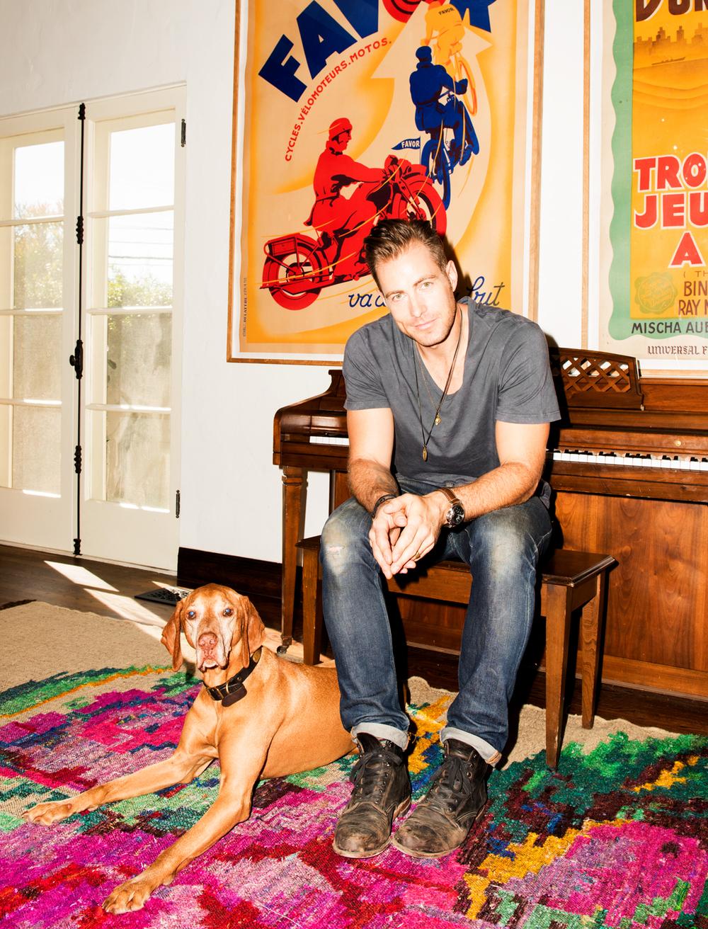 Jason O'Dell x LA Magazine