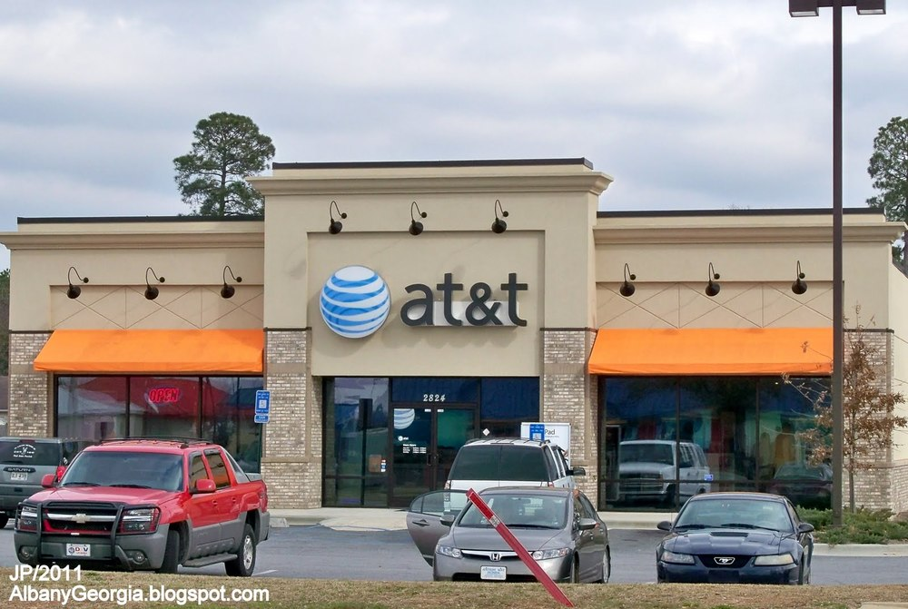 AT&T WIRELESS STORE ALBANY GEORGIA Nottingham Way,AT&T Cell Phone Wireless Service Albany GA..JPG