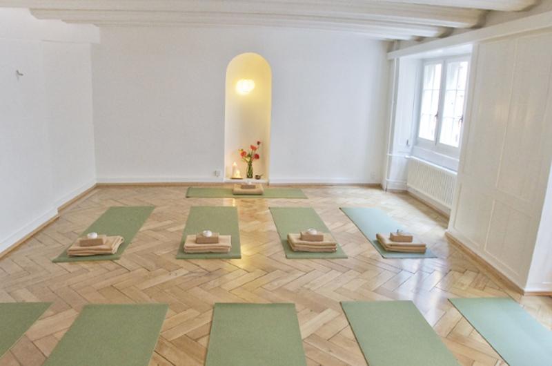yogagarage Raum