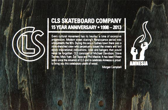 CLS Skateboards