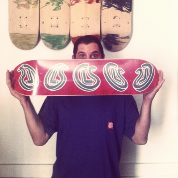 Morgan Campbell CLS Skateboards