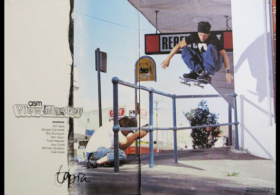 Sid Tapia Ollie Bondi Junction
