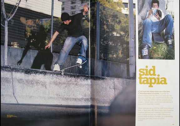 Sid Tapia Switch Krook