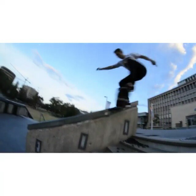 A few clips from @_jopo's web part that came out last year.