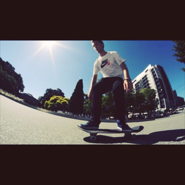 @_jopo just dropped a clip featuring a collections of recent lines filmed in various locales incl Newcastle, Melbourne and China. Link in our profile.