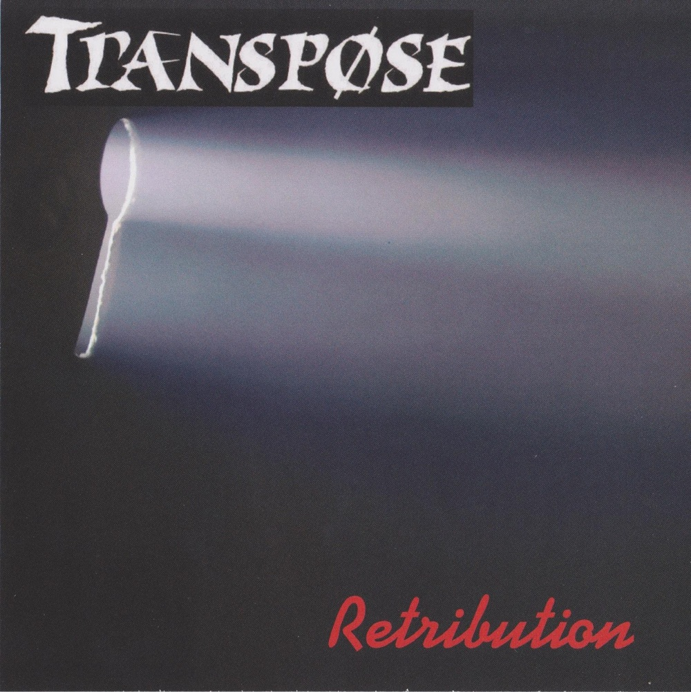 "Transpose's second album, ""Retribution,"" is a conceptual storyline written by Brian about a broken man's reaction to infidelity. It saw the band experimenting more in the studio. Some of the new sounds include the addition of keyboards, samples, and acoustic guitar.  Order album  / More info>"
