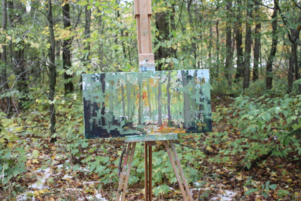 ArtCamp Painting In Situ