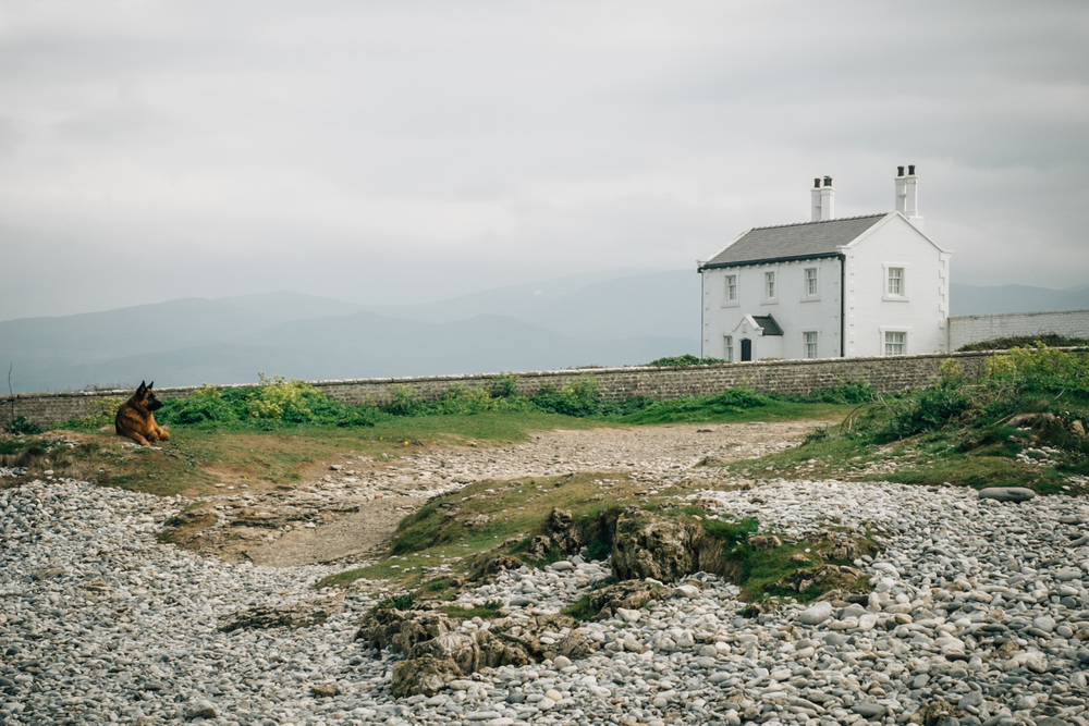 Penmon Point, Anglesey - X-Pro1 + XF 35mm f/1.4 @ f/8. ISO200. 1/850