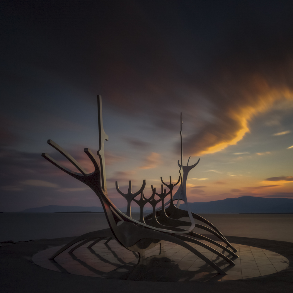 The Sun Voyager,Reykjavik