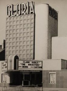 Gloria Theatre 1947