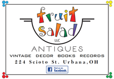 Fruit Salad Antiques