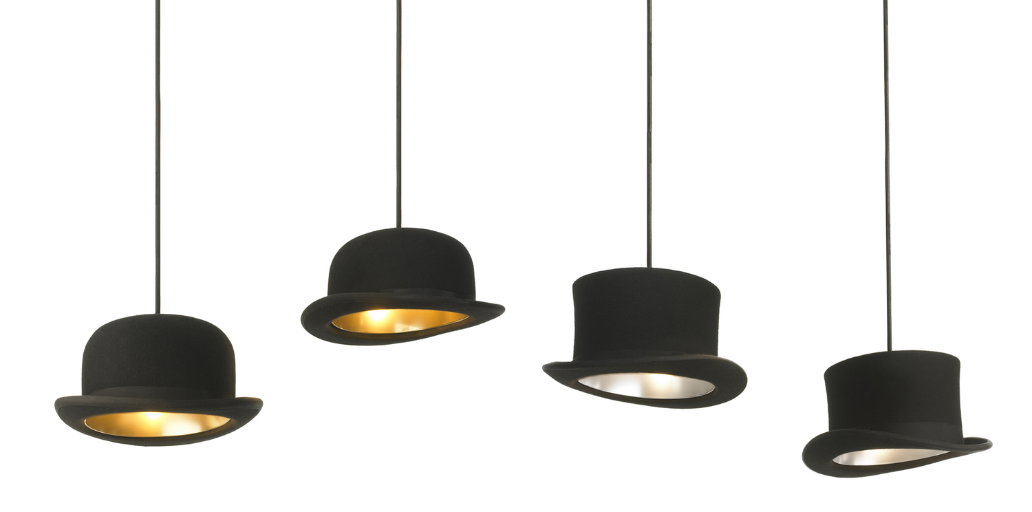JEEVES & WOOSTER Pendant Lights by Jake Phipps