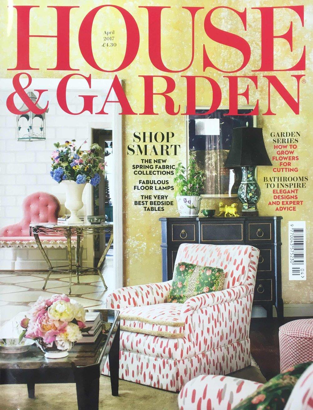 House & Garden, April 2017