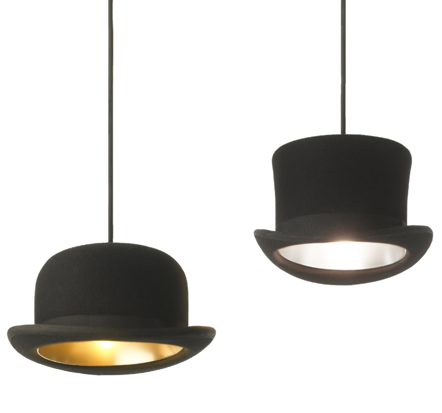 Copy of Jeeves and Wooster Pendant Lights
