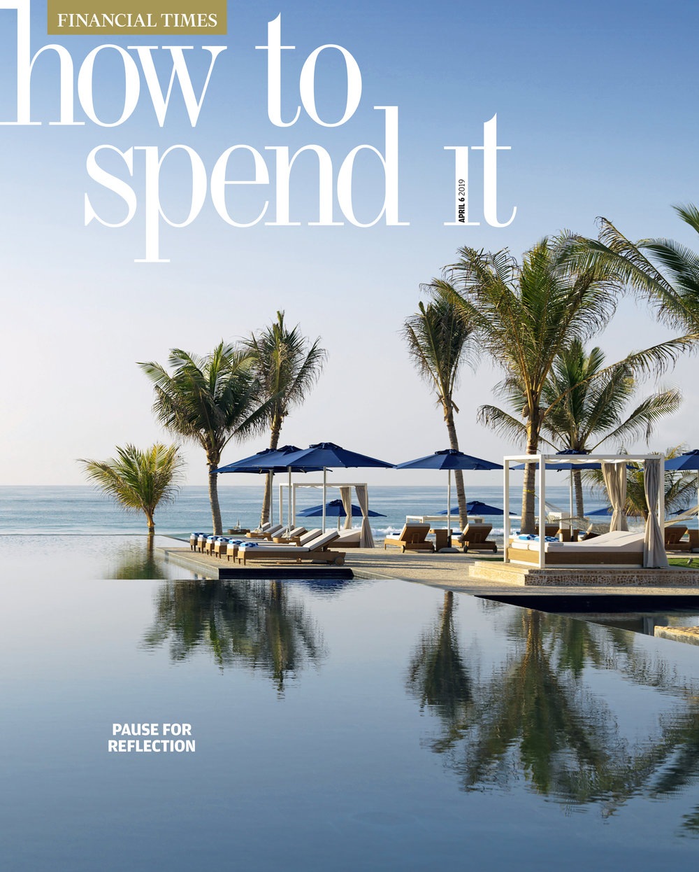 How To Spend It - April 2019