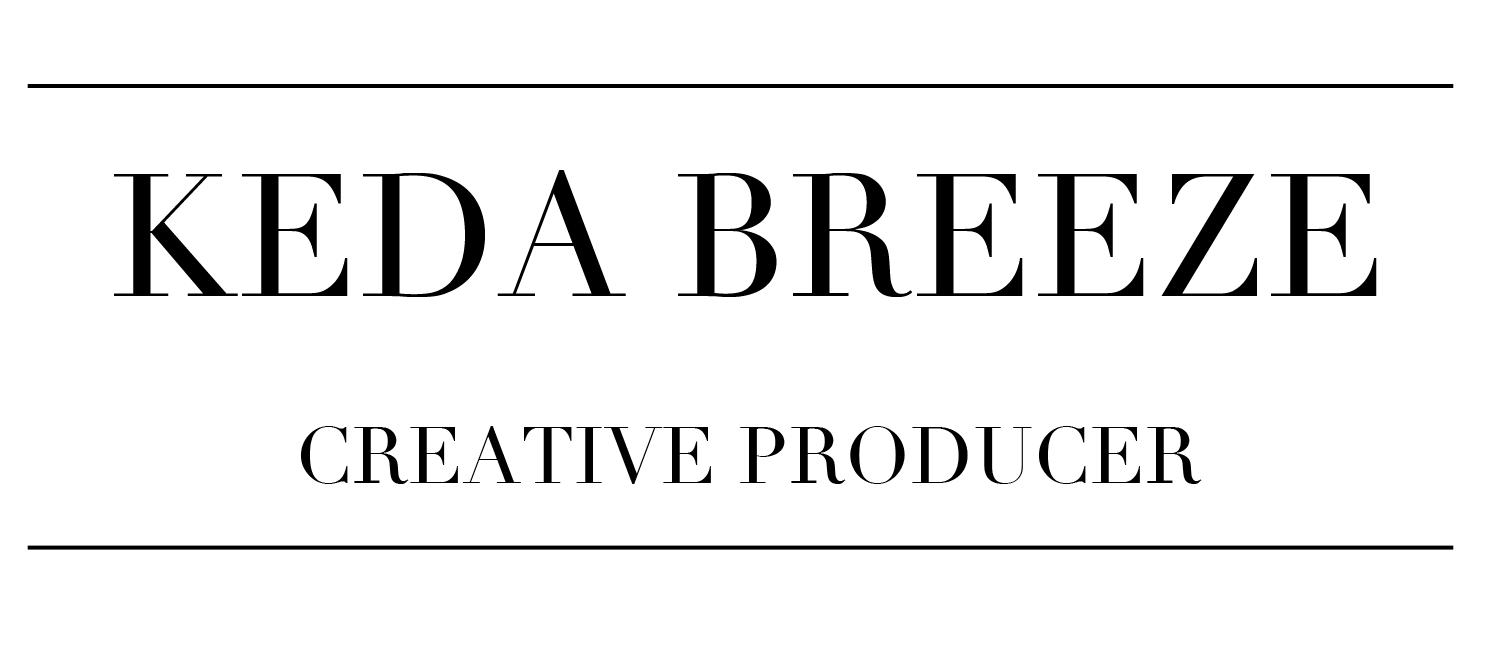Keda Breeze - Creative Producer